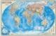Политическая карта мира М1:55млн